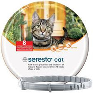 Bayer Seresto Cat Collar
