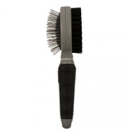 Duvo+ Beauty Salon 2 in 1 grooming brush sml