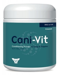 Complete, comprehensive vitamin/mineral/protein supplement for dogs formulated with real liver (making it very palatable).