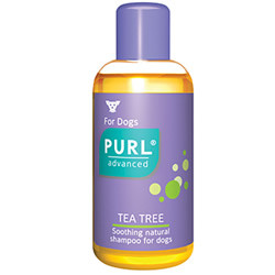 This natural shampoo — for use in dogs only — contains Australian tea tree oil as well as lanolin and conditioners. Tea tree oil is known to soothe insect bite areas and for its insect-repellent properties.