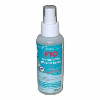 Germicidal Wound Spray with Insecticide