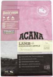 Acana Dog Food Grass Fed Lamb
