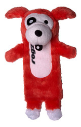 Ever bought a plush toy for your pooch and within seconds, all the stuffing was all over your house? Well, say hello to Rogz Thinz: the plush toy with removable and recyclable stuffing options! Upcycle your old socks or plastic bottles by stuffing them into our new Rogz Thinz for a fun-filled, entertaining afternoon with your pooch!