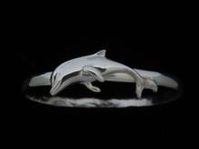 Silver 5mm Dolphin Bracelet