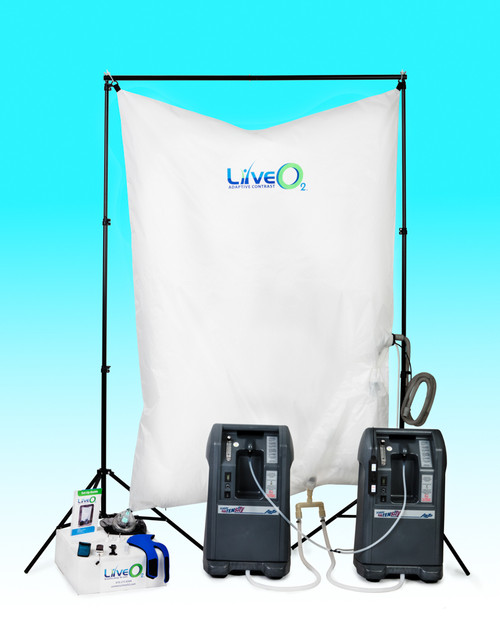 LiveO2 20 Adaptive Contrast Professional System