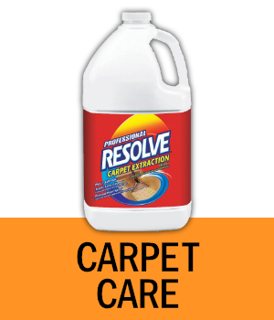 Shop Carpet Cleaning Chemicals
