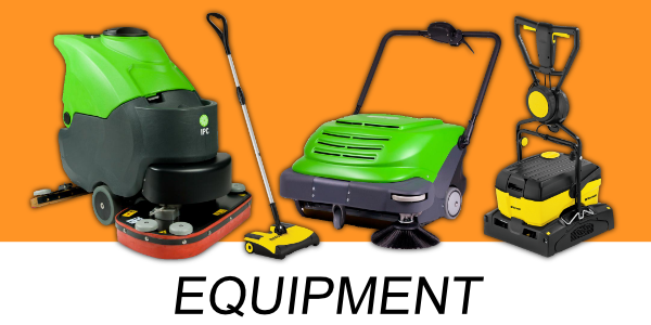 Shop Cleaning Equipment