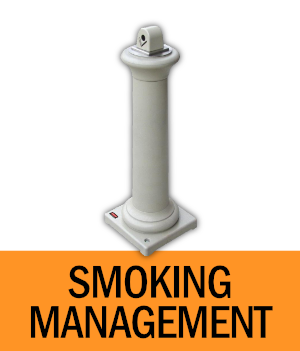 Shop Smoking Managment