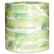Atlas Paper Mills Green Heritage Bathroom Tissue - APM205GREEN