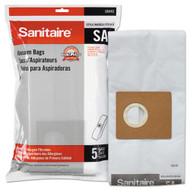 Electrolux Sanitaire Disposable Dust Bags With Allergen Filtration For Sanitaire Commercial Canister Vacuums