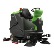 "IPC Eagle CT230BT105 - 42"" Rider Cylindrical Scrubber 325ah Battery w/Pad Drivers - Free Shipping"