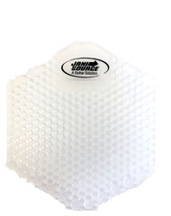 Wave 3D Urinal Screen Deodorizer, Honeysuckle, 2-Pack
