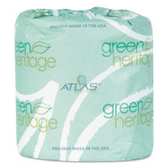 Atlas Paper Mills Green Heritage Bathroom Tissue - APM248GREEN