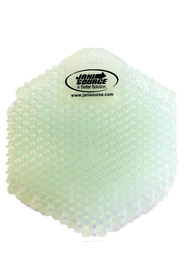 Wave 3D Urinal Screen Deodorizer, Herbal Mint, Pack of 10