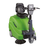 """IPC Eagle 512R - 28"""" Vacuum Ride-On Sweeper - Free Shipping"""