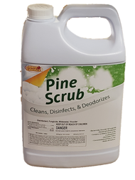 PineScrub Disinfectant & Cleaner 1:64, 1 Gallon