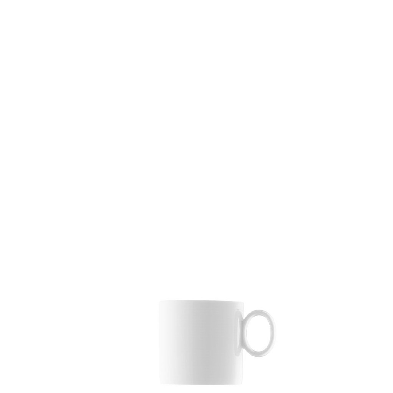 Coffee Cup, 7 ounce | Loft White