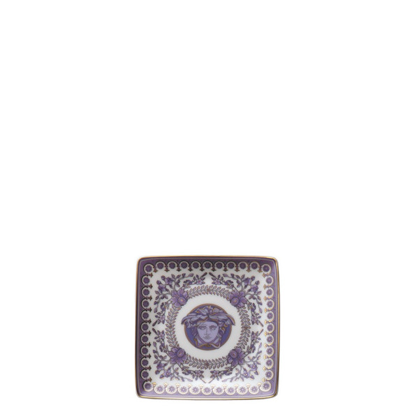 Canape Dish, Porcelain, 4 3/4 inch | Versace Le Grand Divertissement