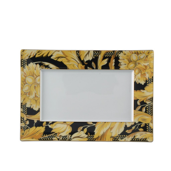 Tray, Porcelain, 11 1/2 x 8 1/4 inch | Vanity