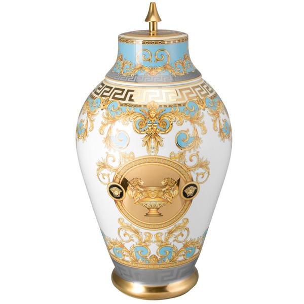 Vase with Lid, 30 inch | Prestige Gala Le Bleu