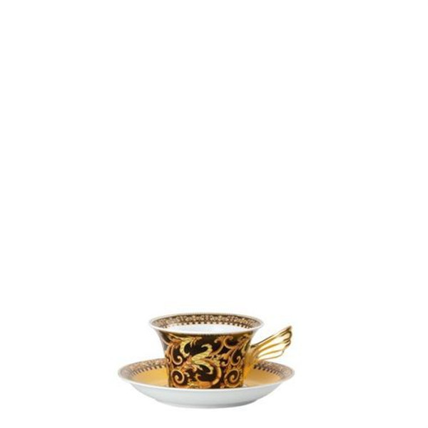 Saucer, Low, 6 1/3 inch | Barocco