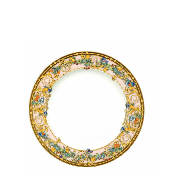 Salad Plate, 8 1/2 inch | Versace Butterfly Garden