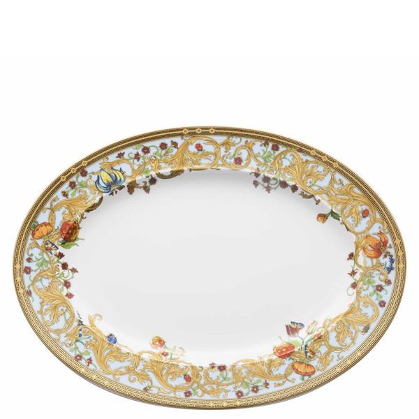 Platter, 13 1/4 inch | Versace Butterfly Garden