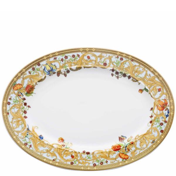 Platter, 15 3/4 inch | Versace Butterfly Garden