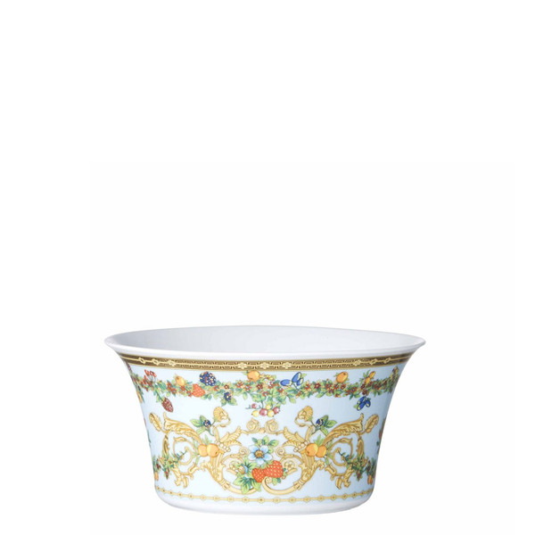 Vegetable Bowl, Open, 8 inch, 56 ounce | Versace Butterfly Garden