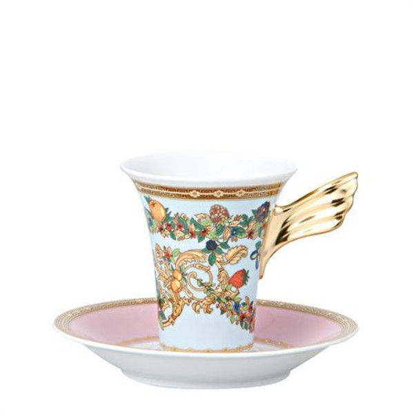 Cup, High, 6 ounce | Versace Butterfly Garden
