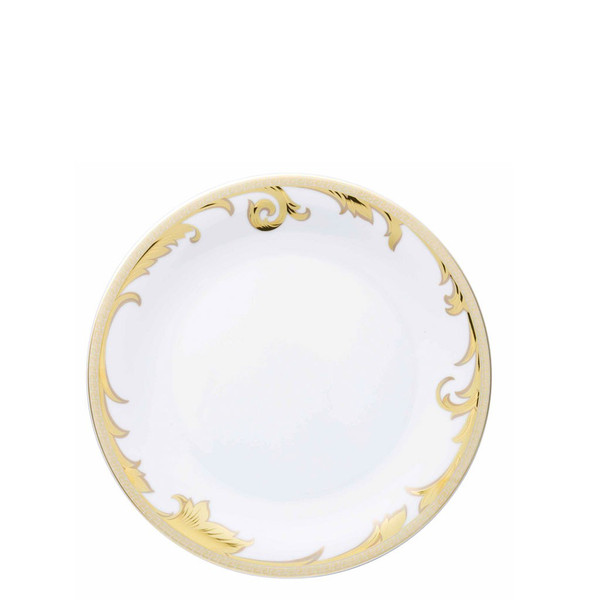 Salad Plate, 8 1/2 inch | Versace Arabesque Gold