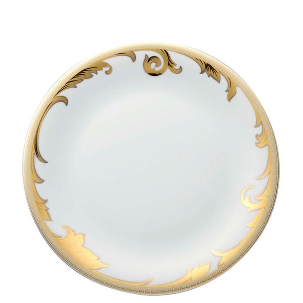 Dinner Plate, 11 1/2 inch | Versace Arabesque Gold