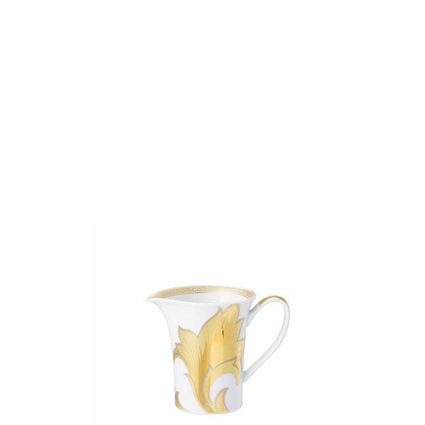Creamer, Covered, 7 ounce | Versace Arabesque Gold