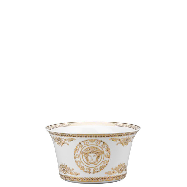 Vegetable Bowl, Open, 6 1/2 inch, 40 ounce | Versace Medusa Gala