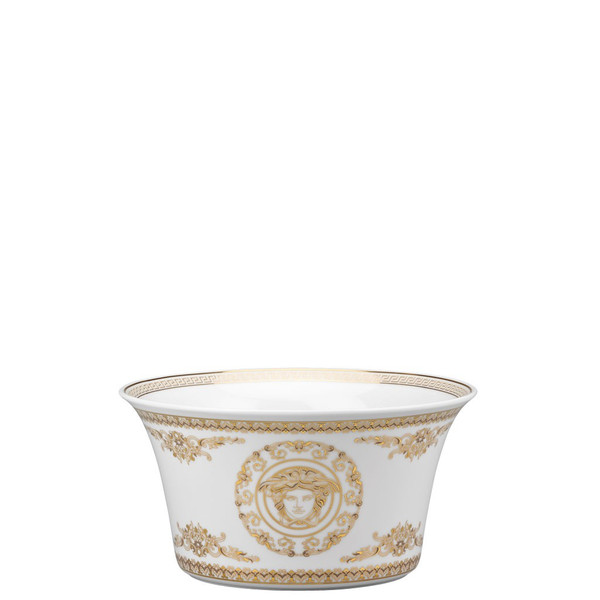 Vegetable Bowl, Open, 7 3/4 inch, 56 ounce | Versace Medusa Gala