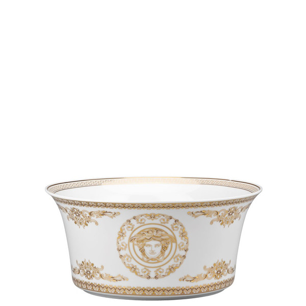 Vegetable Bowl, Open, 9 3/4 inch, 115 ounce | Versace Medusa Gala