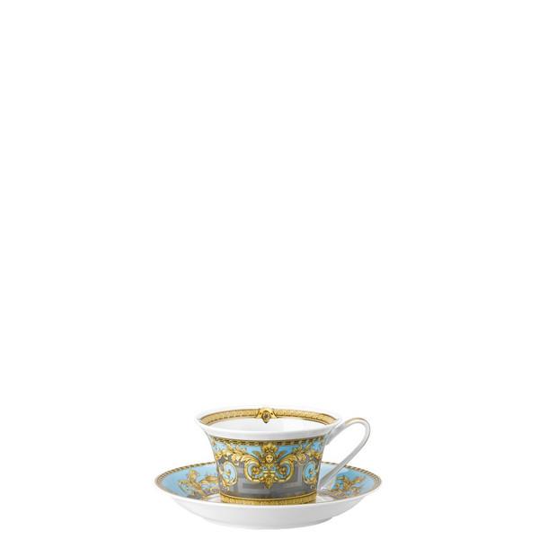 Tea Cup, 7 ounce | Versace Prestige Gala Bleu