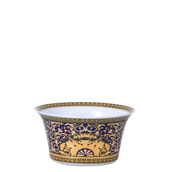 Vegetable Bowl, Open, 8 inch | Medusa Blue