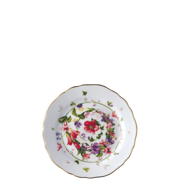 Bread & Butter Plate, 6 3/4 inch | Flower Fantasy