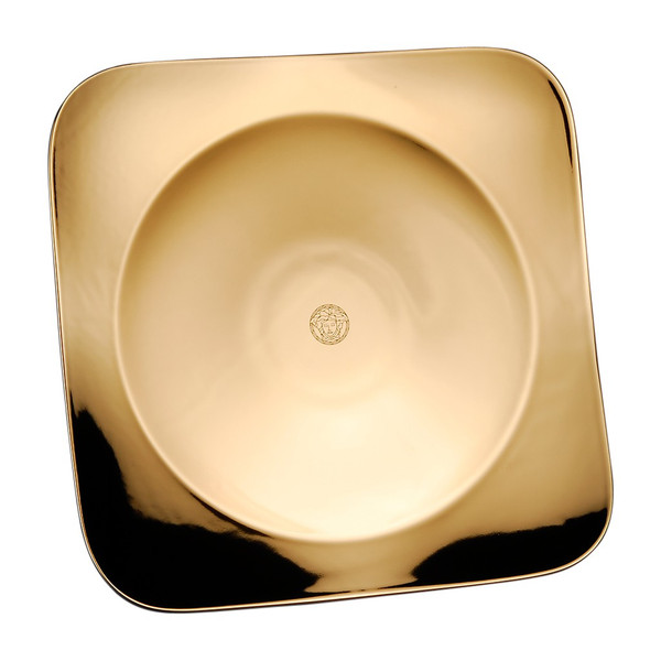 Service Plate, 13 inch | Gold Reflections