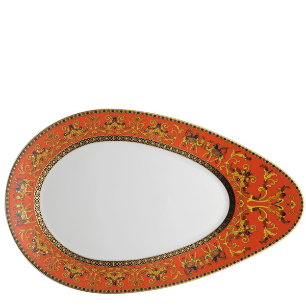 Platter, 16 inch | Versace Marco Polo