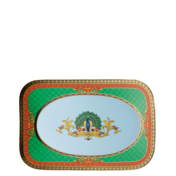 Platter, 10 1/2 inch | Versace Marco Polo