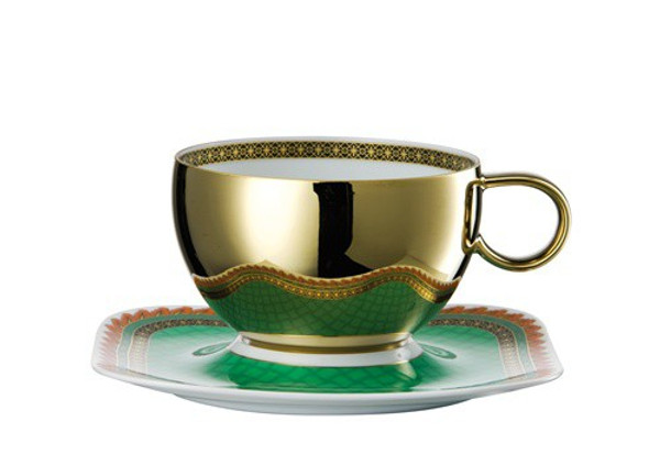 Breakfast Saucer, 7 1/2 inch | Versace Marco Polo