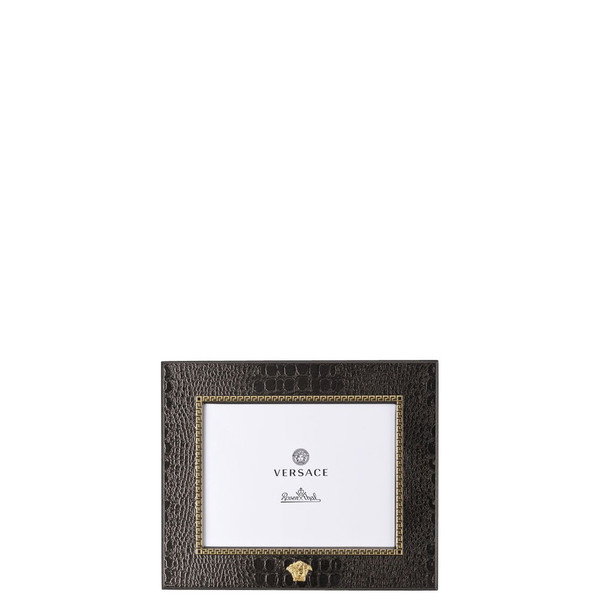Black Picture Frame, 4 x 6 inch | Versace Picture Frames