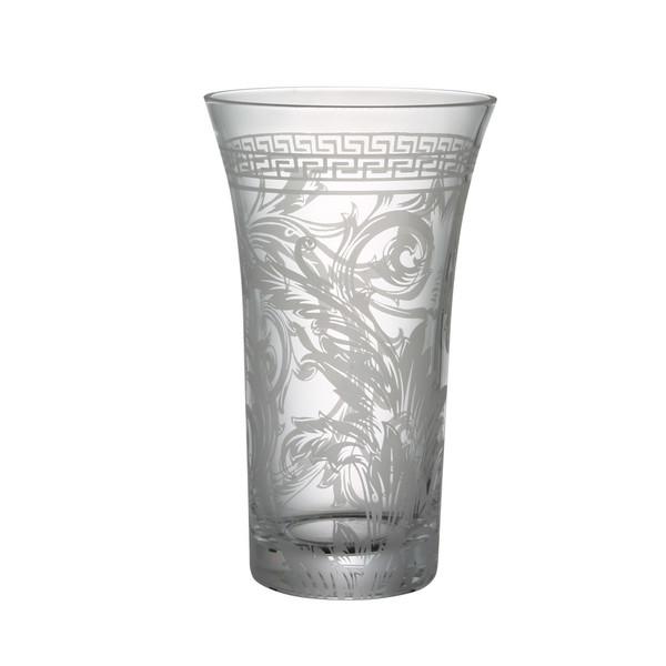 Vase, Crystal, 10 1/4 inch | Arabesque Clear