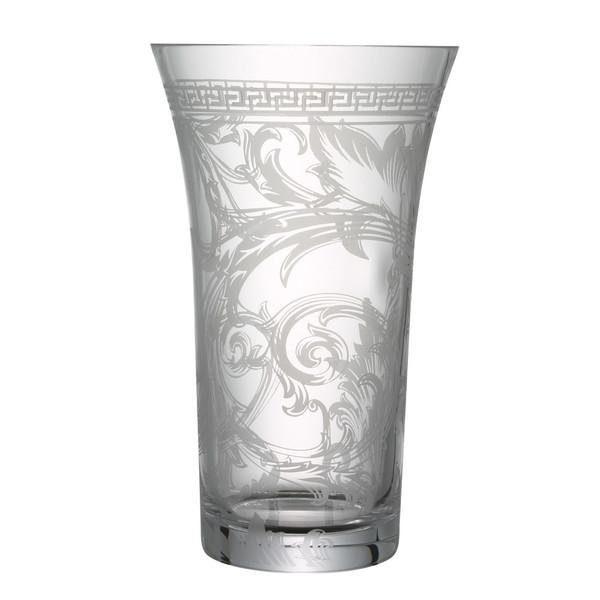 Vase, Crystal, 13 1/2 inch | Arabesque Clear