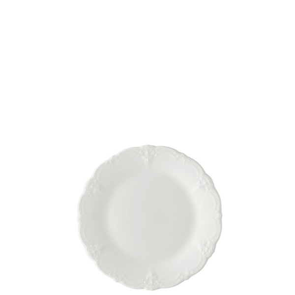 Bread & Butter Plate, 6 3/4 inch | Baronesse White