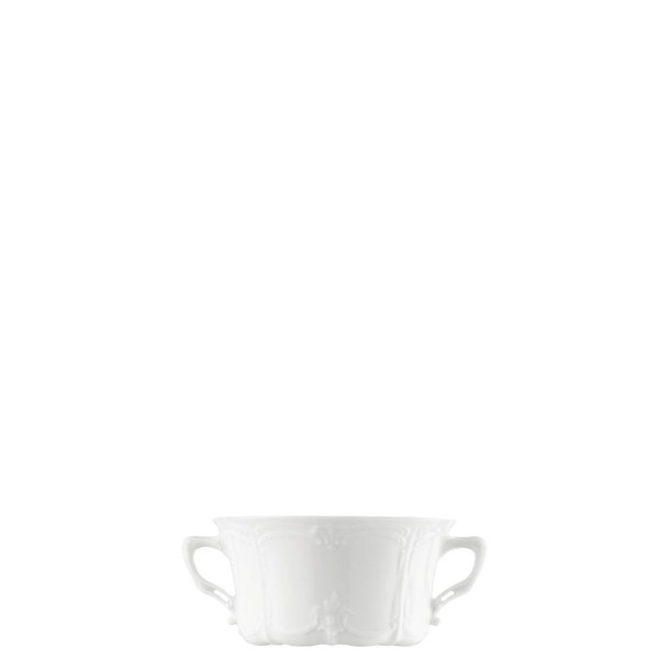 Cream Soup Cup, 9 ounce | Rosenthal Baronesse White