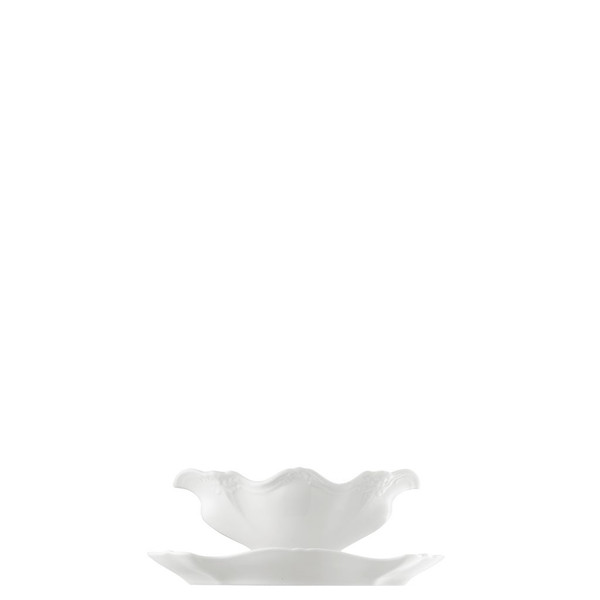 Sauce Boat, 13 ounce | Rosenthal Baronesse White