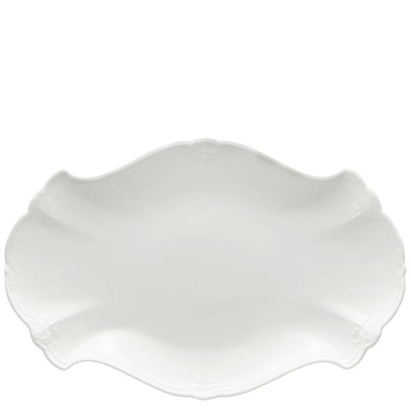 Platter, 15 inch | Rosenthal Baronesse White